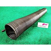 Per Spring Rolling Door 60 cm Tebal 6 mm (Kanan)