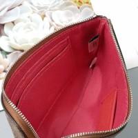 Mini Coach Pouch Mini Bag Women Clutch Tas Dompet Kecil Wanita Branded