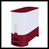 Rovega Rice Wise Dispenser Container Kotak Box Tempat Beras