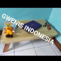 Gwenis Furniture Terlaris!!! Meja Lipat Besar Kayu Jati Belanda