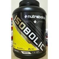 Nutrabolic Isobolic 5 lbs Whey Protein Isolate Murah Di Surabaya BPOM