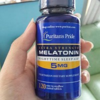 Puritan's puritan puritans pride melatonin 5 mg 5mg 120 tabs