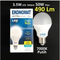 Lampu LED Ekonomat ULTRA 490lm 3,5W Putih 7000K 3,5 Watt 3,5Watt 3,5 W