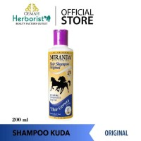 Best Quality Miranda Shampoo Kuda Original Terjamin