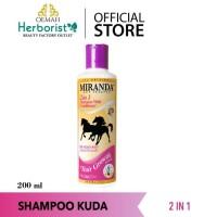 Best Quality Miranda Shampoo Kuda 2In1 Terjamin
