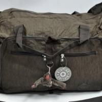 Best Seller Tas Kipling Travel Lipat - Cokelat Kualitas Nomor Satu