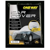 Body Cover Sarung Mobil Cover Mobil Nissan Serena Polyesther Selimut