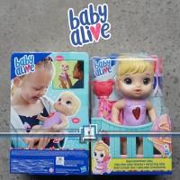 Baby Alive - HAPPY HEARTBEATS BABY / Bisa Bersuara dan nyala