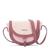 Sophie Paris Tas Selempang Wanita Cecily Pink Bag - T5999P3