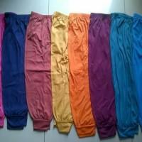 Bawahan Muslim Wanitaarrow icon celana aladin jumbo / dalaman gamis,