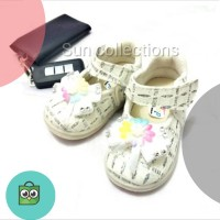 Murah Baby Shoes Summer Pearl White bagus