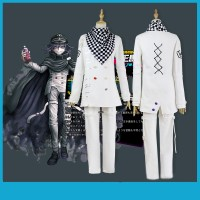 Anime Danganronpa V3 Ouma kokichi Cosplay Costume Japanese Game