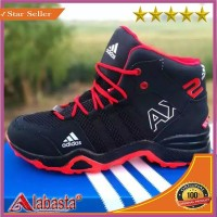 SEPATU ADIDAS AX2 BOOTS KLASIK/ Sepatu Running/ Sepatu Awet Terjangkau