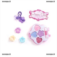 COD Monnygo 1Set PrincePretty Shell Kids Girl Makeup Toy Cosmetics E