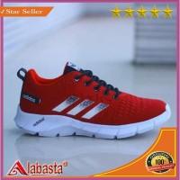 NEW SEPATU ADIZERO RUNNING/ Sepatu Jahitan Kuat & Rapih