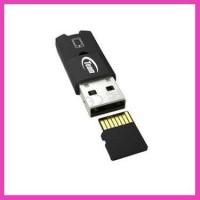 Ready Card Reader Memory Card Microsd Micro Sd & Otg Team M141 Usb