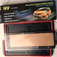 Cover Plat Nomor Mobil Akrilik Terbaru Panjang 46cm