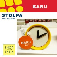 New !! Ikea STOLPA Jam, uk 14 cm