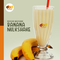 Bubuk Minuman Pisang - Powder Banana | DBD Powder