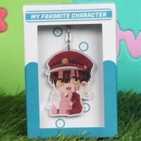 Gantungan Kunci Anime Karakter Hanako B - Jibaku Shounen Hanako-kun