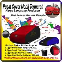 Cover Mobil / Sarung / Selimut Mobil Avanza Xpander Terios Ertiga Rush