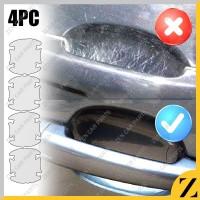 Stiker Anti Gores Pelindung Gagang Pintu Mobil - Car Handle Protector