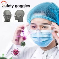 SAFETY GOOGLES KACAMATA ANTI DROPLETS / VIRUS /SALIVA PROTECTION GLASS