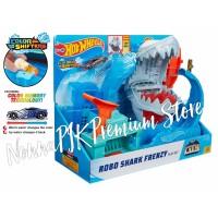 Hot Wheels™ City Color Shifter Shark Jump Play Set