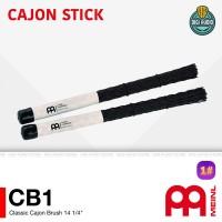 Cajon Stick Brush Percussion MEINL CB1 Stik Kahon Aksesoris Perkusi