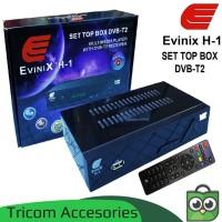 Set Top Box DVD-T2 Receiver Tv Digital to Analog Invinix H-1