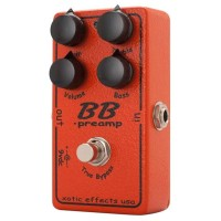 Efek Gitar Xotic BB Preamp - Boost and Overdrive