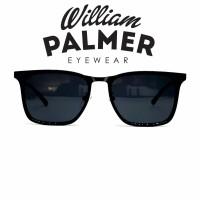 William Palmer Kacamata Hitam Sunglass Sabra Blk 98826 C5