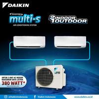 AC Daikin Multi-S (1/2 PK + 3/4 PK) 2MKC30QVM4 Inverter