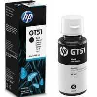 TINTA HP GT51 BLACK ORIGINAL