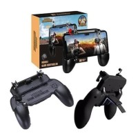 Gamepad W11+ + Trigger Joystick Standing for Android PUBG ForniteFF