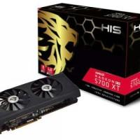 VGA HIS RX 5700 XT 8GB GDDR6 PCI-E