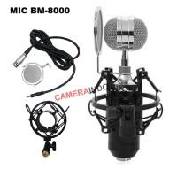MIC Condenser BM 8000 smule vlog KAMERA smartphone