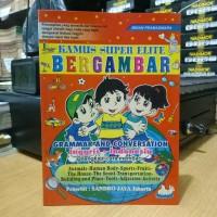 kamus super elite bergambar|inggris-indonesia