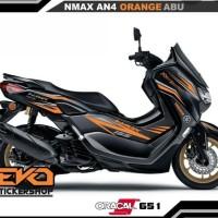 cutting sticker lis body motor YAMAHA NMAX NEW 2020 CUSTOM 004