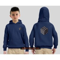 hoodie sweater anak blackpink rubik jaket anak