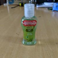 Hand Gel/Handgel Mustika Ratu Alkohol 70% Olive Zaitun 60 ML