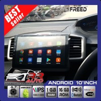 Honda Freed | head unit 10in android (free kamera parkir)