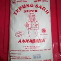 Tepung Sagu Merk Annabella ( 500gr)