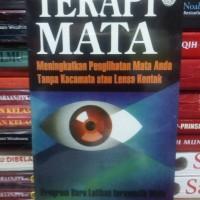 Buku Terapi Mata
