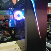 PC GAMING RAKITAN RYZEN 5 2600(RX 580 8GB)