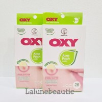 Oxy Acne Patch Anti Bacterial 26 Pcs