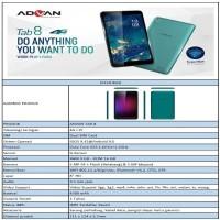ADVAN TABLET TAB 8 3GB/16GB RESMI ADVAN 4G