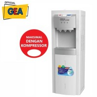 Dispenser GEA MARS galon ATAS khusus Gojek/Grab