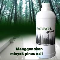 Karbol Pinus (Untuk Disinfektan, Pel Lantai, dll) 1 Liter