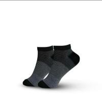 Kaos kaki motif AGF (Dark Linear Mini) (Pendek) (ORIGINAL)